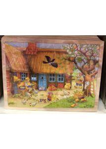 Fa puzzle - farm