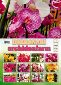 Dobronaki orchideafarm – 2022-es falinaptár