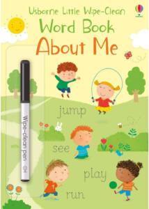 WORD BOOK - ABOUT ME