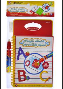 Vízzel rajzoló könyv - ABC