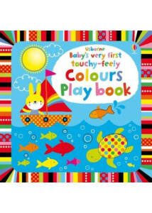 Touchy-Feely Colours Play book
