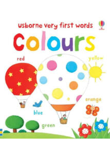 Very first words - colours