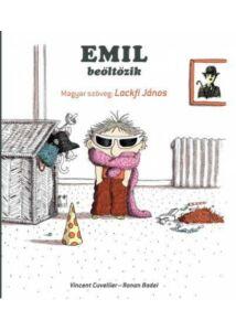 Emil beöltözik