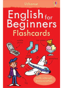 ENGLISH FOR BEGINNERS FLASHCARDS