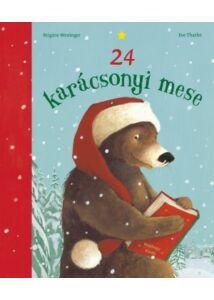 24 karácsonyi mese