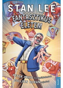 Stan Lee - Fantasztikus életem - képregény