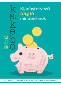 Kakebo – Kiadástervező napló mindenkinek