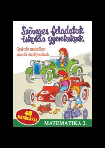 Szöveges feladatok iskolás gyerekeknek 2. osztály
