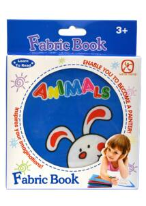 Vízzel rajzolós bébikönyv