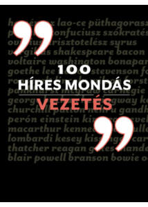 100 híres mondás - Vezetés