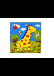 Zsiráfos puzzle