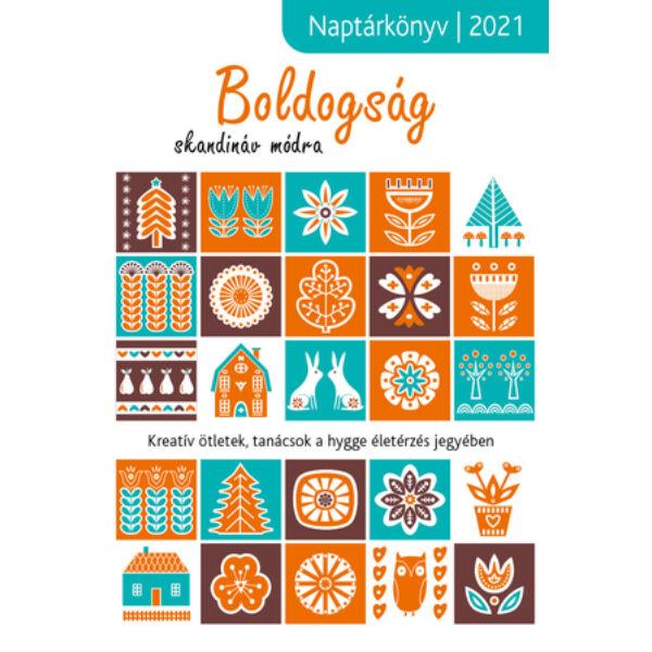 Boldogság skandináv módra (Naptárkönyv)