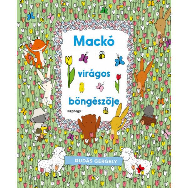 Mackó virágos böngészője
