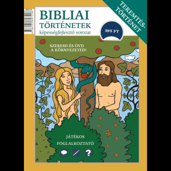 Bibliai történetek - Teremtéstörténet