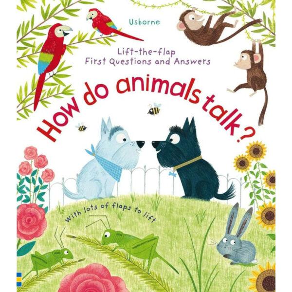 How do animals talk?