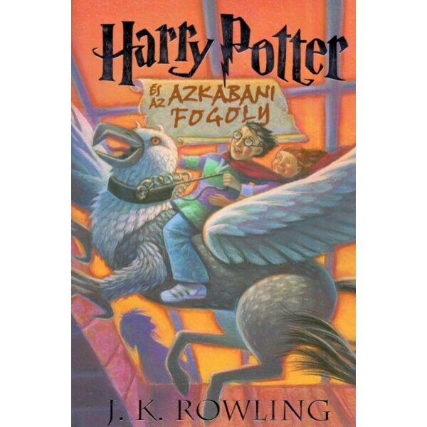 Harry Potter és az azkabani fogoly - 3. könyv