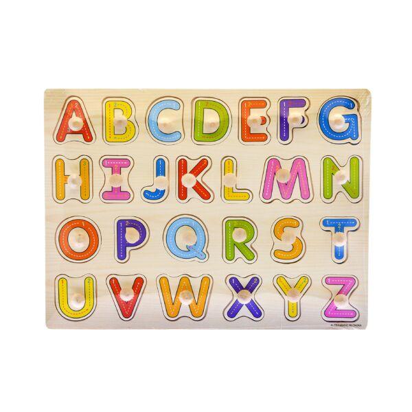 Fa ki-berakó - betűk