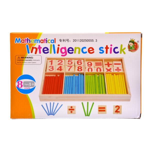 Fa számolás oktató játék