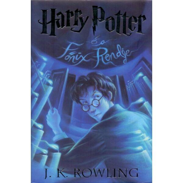 Harry Potter és a Főnix Rendje - 5. könyv
