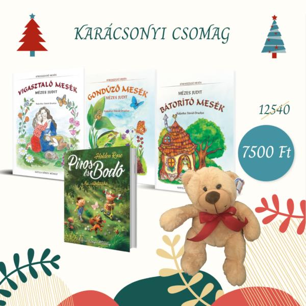 Karácsonyi csomag  - Ovisoknak