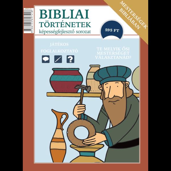 Bibliai történetek - Mesterségek a Bibliában
