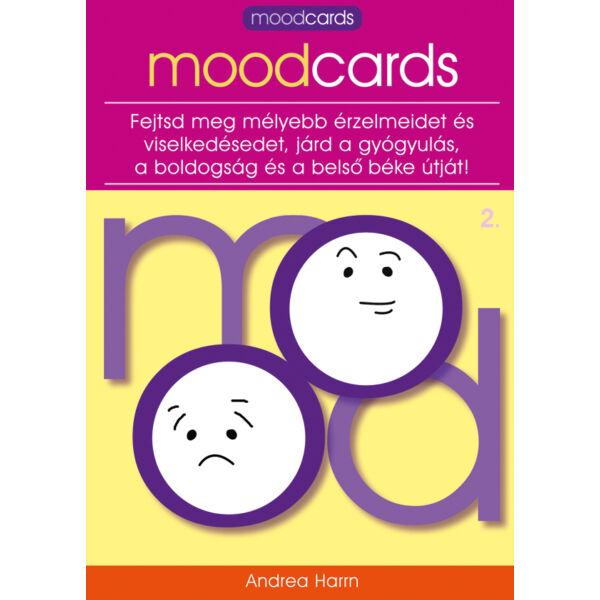 MOODCARDS  Fejtsd meg mélyebb érzelmeidet és viselkedésedet, járd a gyógyulás, a boldogság és a belső béke útját!