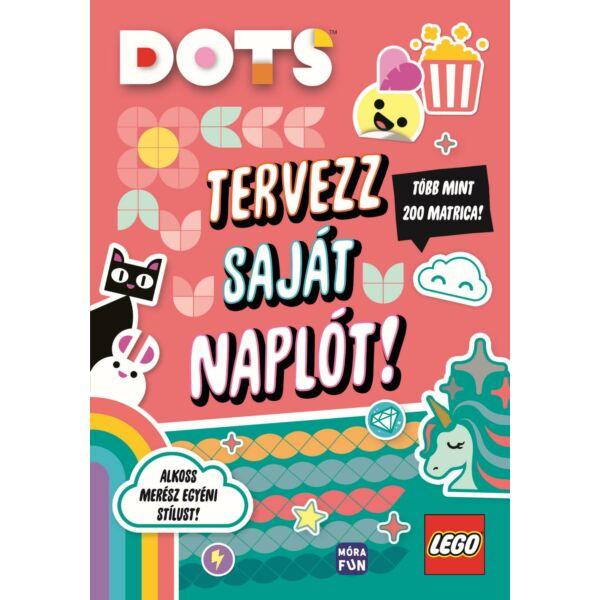 Lego Dots - Tervezz saját naplót!