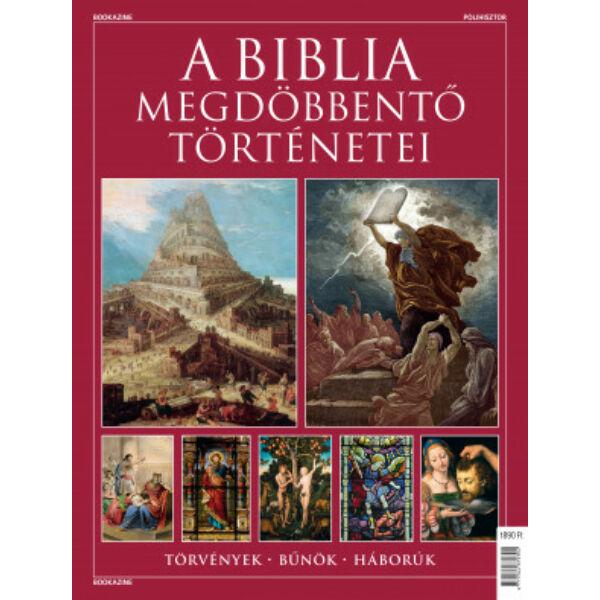 A Biblia megdöbbentő történetei - Bookazine