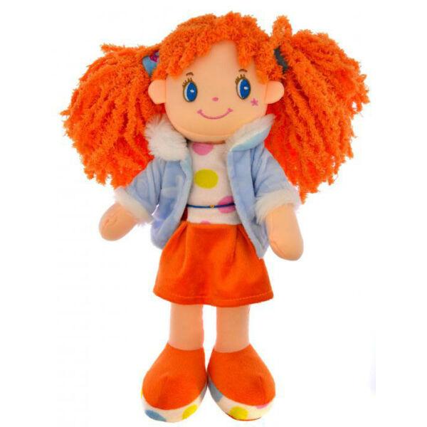 Rongybaba - vörös hajú