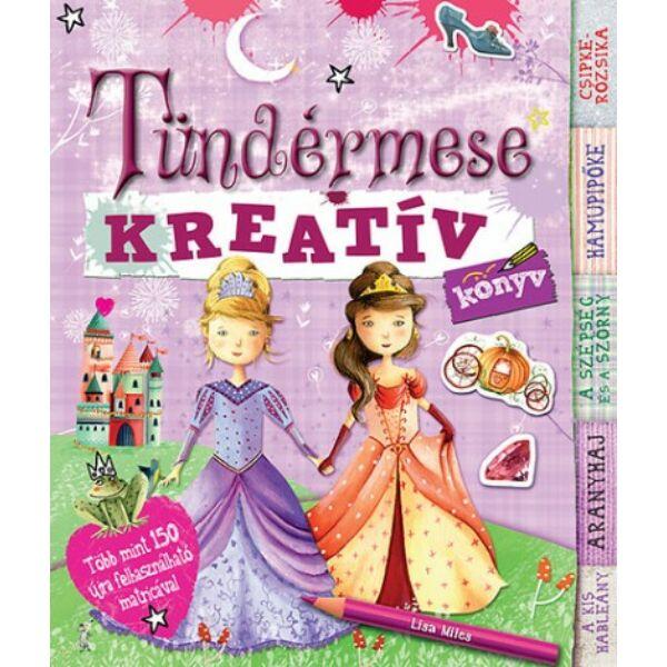 Tündérmese - Kreatív könyv