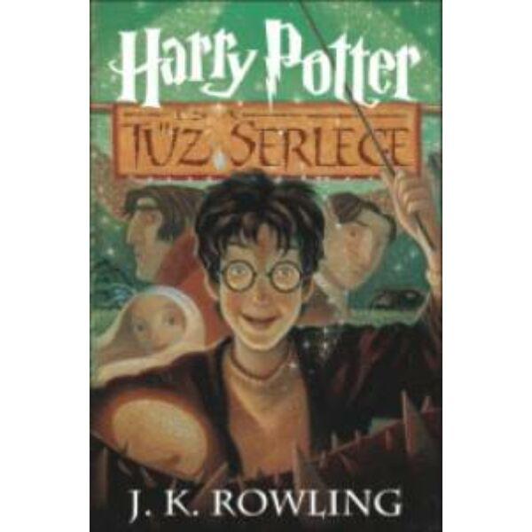 Harry Potter és a Tűz Serlege - 4. könyv